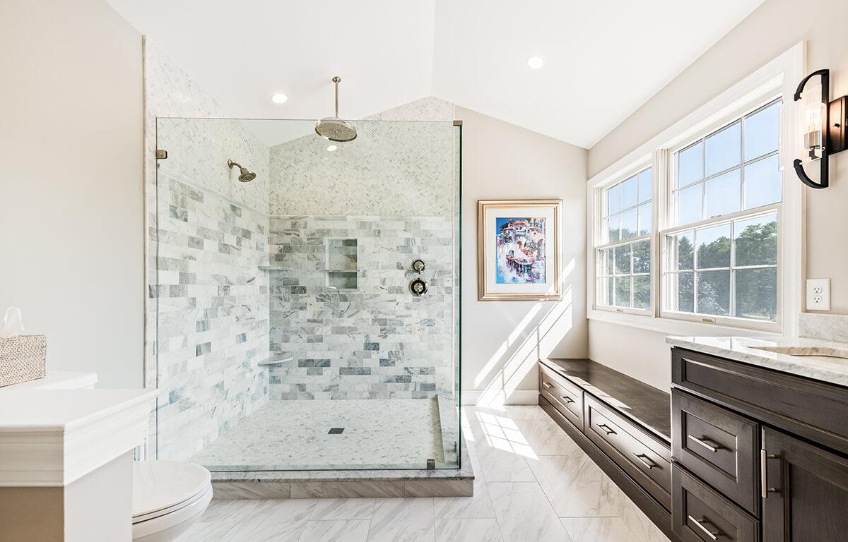 Master Bath Remodel   West Goshen, PA