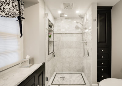 Bathroom Remodel Example from Chester County, PA