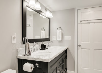 Bathroom Remodel Example - Chester County, PA