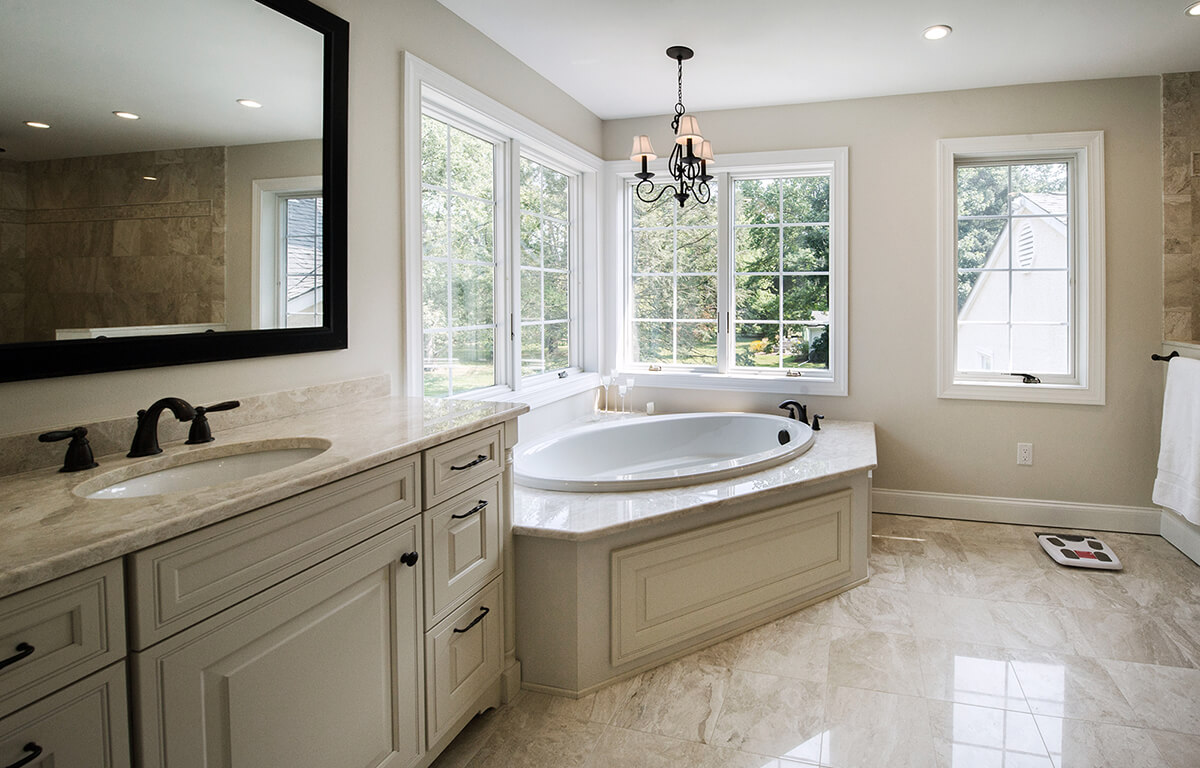 Bathroom Remodeling Contractor West Chester PA | Windle D & C
