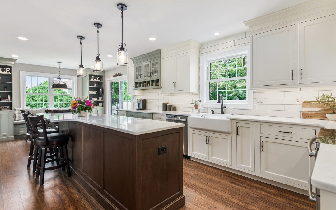 Home Renovation: Kitchen and Living Room